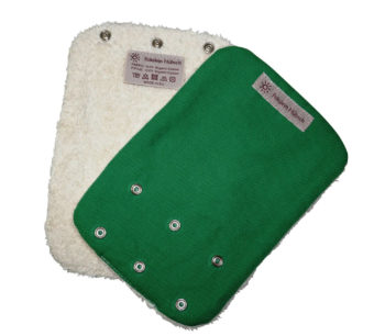 Teething Pads Grassgreen