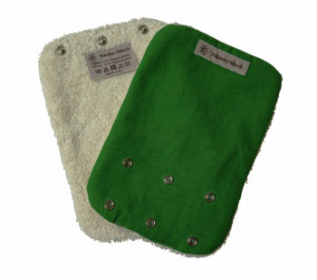 Teething Pads Lightgreen