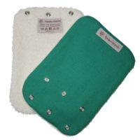 Teething Pads Emerald