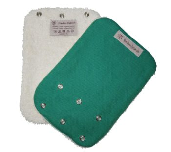 Teething Pads Emerald