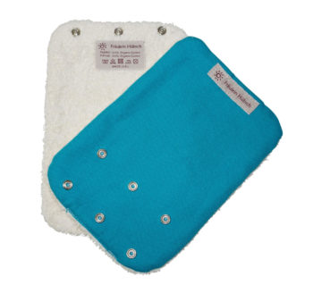 Teething Pads Turquoise