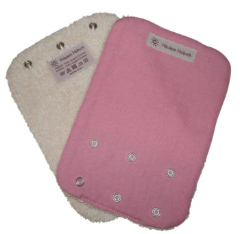 Teething Pads Blossom (Pink)