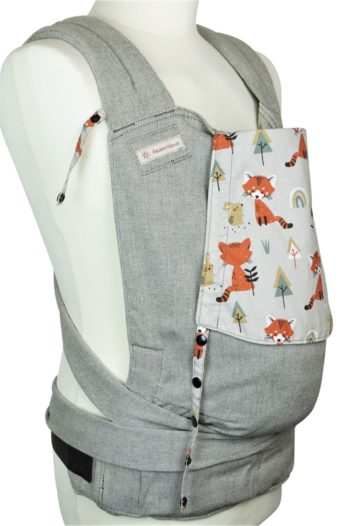 """Babycarrier  SoftTai Toddlersize """"Foxes"""""""